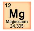 Horčík – Magnesium