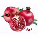 Granátové jablko – Zmierňuje zápaly čriev a obohacuje krv